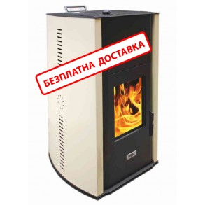 ПЕЛЕТНА КАМИНА BURNIT PD COMFORT 10 Plus