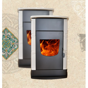 Pellet Fireplace DA VINCI DV 250