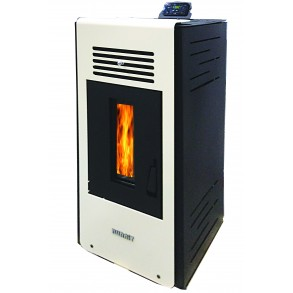 Pellet Fireplace PD AMBIENT 4G 10KW