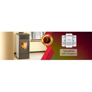 Pellet Fireplace DA VINCI DV 180