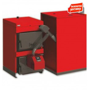Pellet boiler 25 KW