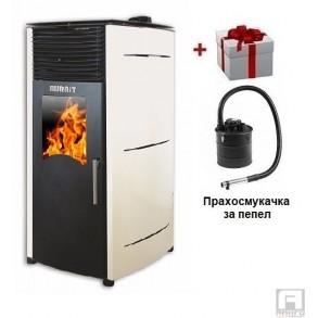Pellet Fireplace BURNIT COMFOPT PD 8PLUS