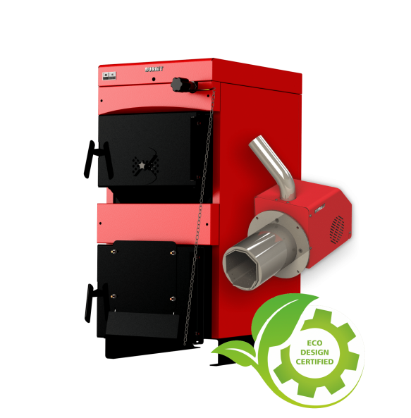 Pellet boiler BURNIT PELLEBURN 35 KW
