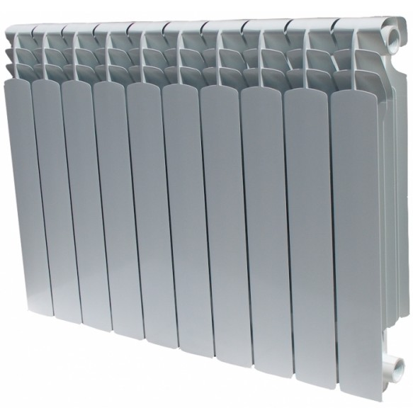 Aluminum radiator RAGALL 580